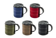 Isolert krus drikkekrus Infinity Backpacker Mug